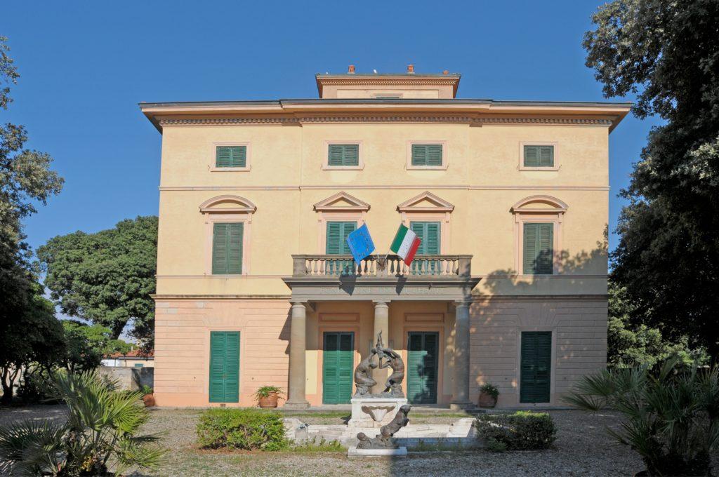 (Villa Trossi)