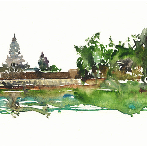 (15jul30_camboida_angkor-wat_rain-sketch)