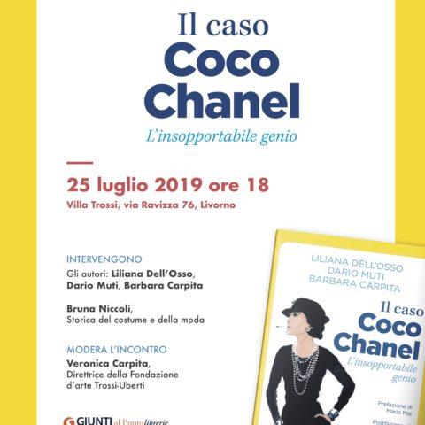 (evento presentazione Coco Chanel_25 luglio_livorno-2)