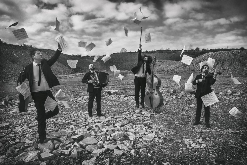 (NOTE NOIRE Quartet - photo 2020)