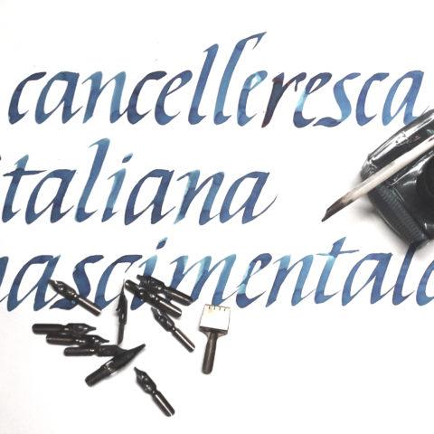 (La cancelleresca italiana rinascimentale2)